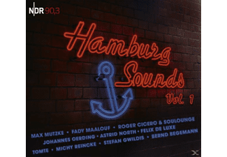 VARIOUS - Hamburg Sounds Vol.1 (NDR 90,3) - (CD)