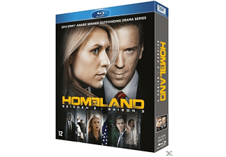 Homeland Seizoen 2 TV-serie