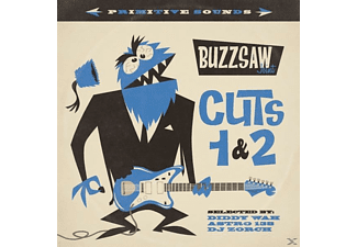 VARIOUS - Buzzsaw Joint 01+02 - (CD)
