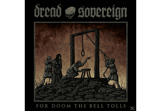 Dread Sovereign - FOR DOOM THE BELL TOLLS (+POSTER+DOWNLOAD) - (Vinyl)