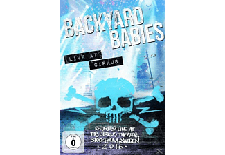 Backyard Babies - LIVE AT CIRKUS - (Blu-ray)