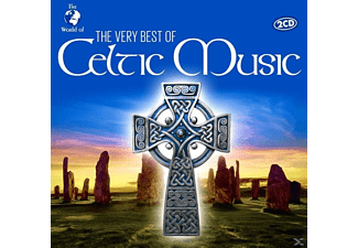 VARIOUS - THE VERY BEST OF CELTIC MUSIC - (CD)