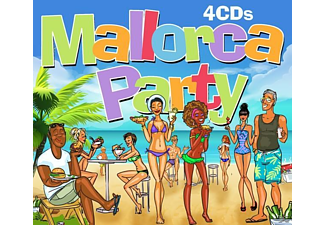 VARIOUS - MALLORCA PARTY - (CD)