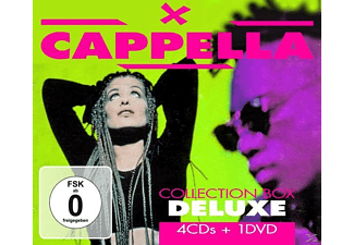 Cappella - CAPPELLA (COLLECTION BOX DELUXE) - (CD + DVD Video)