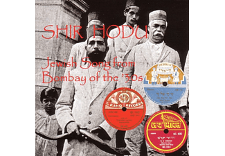 VARIOUS - Shir Hodu - Jewish Songs From Bombay Of The '30s - (CD)