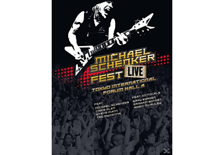 Michael Schenker - Fest-Live Tokyo International Forum Hall A - (DVD)