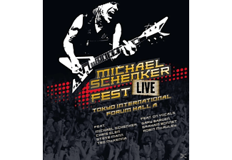 Michael Schenker - Fest-Live Tokyo International Forum Hall A - (Blu-ray)