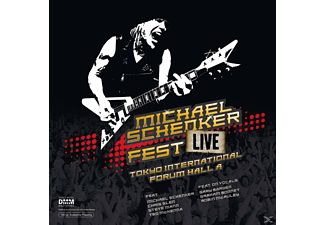 Michael Schenker - Fest-Live Tokyo International Forum Hall A - (Vinyl)