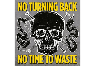 No Turning Back - No Time To Waste - (Vinyl)