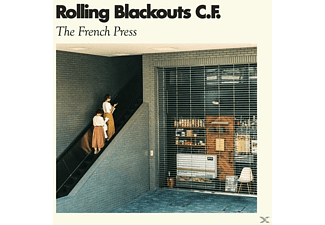 Rolling Blackouts Coastal Fever - The French Press - (CD)