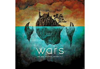 The Wars - We Are Islands,After All - (CD)