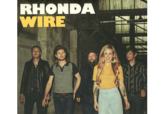 Rhonda - Wire - (CD)