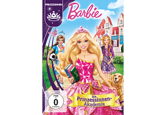 Barbie - Die Prinzessinnen-Akademie (Barbie Klassiker) [DVD]