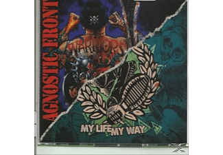 Agnostic Front - Warriors/My Life-May Way - (CD)