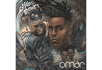 Omar - Love In Beats - (CD)