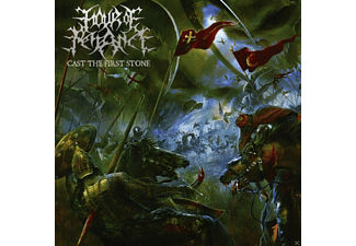 Hour Of Penance - Cast The First Stone - (CD)