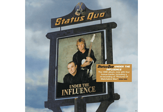 Status Quo - Under The Influence (Expanded+Bonustracks) - (CD)