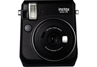 Fujifilm Instax Mini 70 Black instant camera