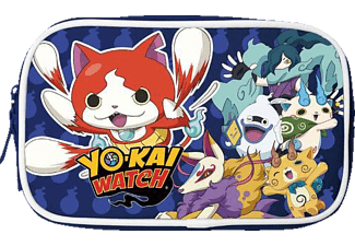 HORI 3DS-510E Yo-Kai Watch Soft Pouch Tasche, Softtasche