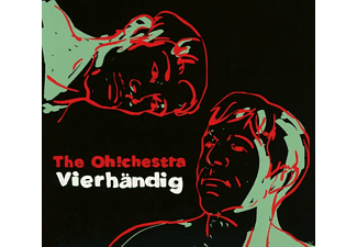 The Oh!chestra - Vierhändig - (CD)
