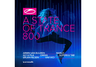 VARIOUS - A State Of Trance 800 (The Official Compilation) - (CD)