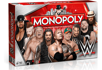 Monopoly - World Wrestling Entertainment