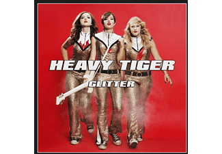 Heavy Tiger - Glitter (Ltd.Digipak) - (CD)