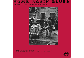 VARIOUS - Home Again Blues - (Vinyl)