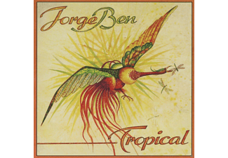 Jorge Ben - Tropical - (CD)