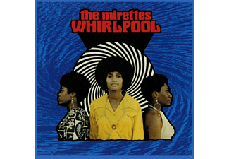 The Mirettes - Whirlpool/In The Midnight Hour - (CD)