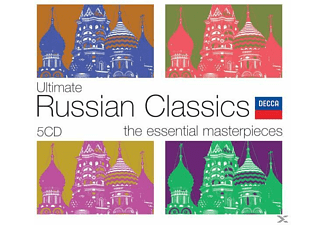 VARIOUS - Ultimate Russian - (CD)