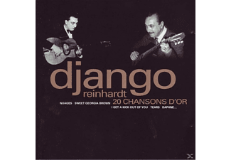 Django Reinhardt - 20 Chansons D'or - (CD)