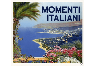 VARIOUS - Momenti italiani - (CD)