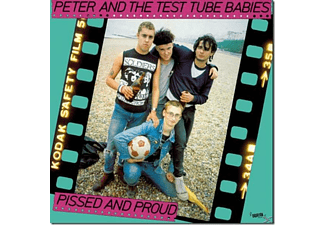 Peter & The Test Tube Babies - Pissed & Proud - (Vinyl)