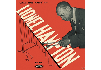 Lionel Hampton - Jazz Time Paris Vol.4/5/6 - (CD)