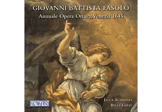 Ensemble Bella Gerit - Annuale Opera Ottava,Venezia 1645 - (CD)