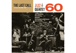 Jazz Quintet 60 - The Last Call (Lost Jazz Files 1962/63) - (CD)