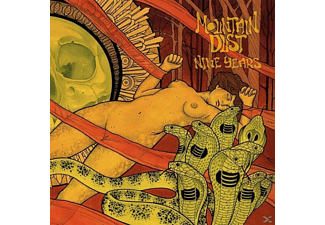 Mountain Dust - NINE YEARS - (CD)
