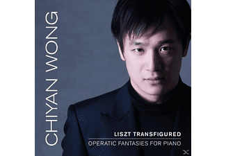 Chiyan Wong - Liszt Transfigured - (CD)