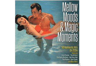 VARIOUS - Mellow Moods & Magic - (CD)