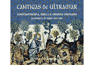 Musica Antigua - Cantigas From Overseas-Constantinople,Syria & C - (CD)