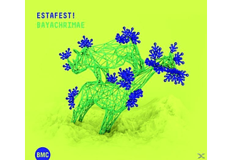 Estafest - Estafest! - (CD)