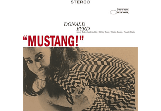 Donald Byrd - MUSTANG - (CD)