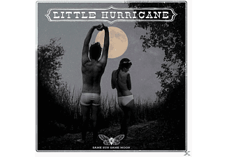 Little Hurricane - Same Sun Same Moon - (CD)