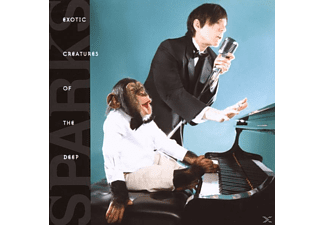 Sparks - Exotic Creatures Of The Deep - (CD)