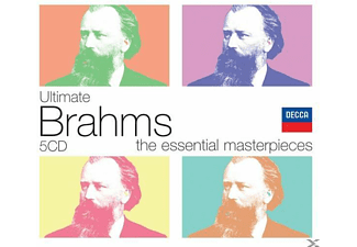 Ultimate Brahms - The Essential Masterpieces - (CD)
