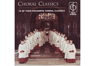 VARIOUS - Favourite Choral Classics [CD]