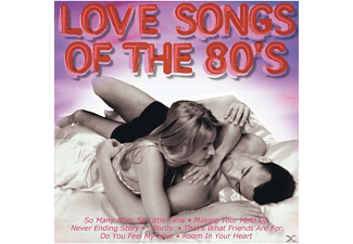 VARIOUS - Love Songs Of The 80s(Re-Recor - (CD)
