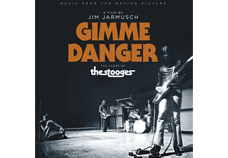 VARIOUS - Gimme Danger - (CD)
