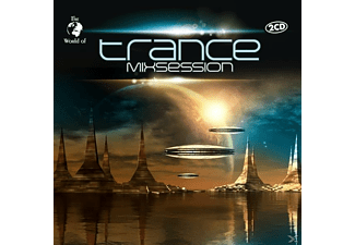 VARIOUS - TRANCE MIXSESSION - (CD)